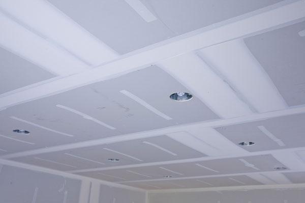 Drywall-Installaton